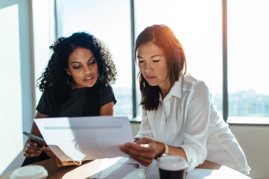Review your tailored exit surveys data